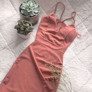 NWOT Pink Dress
